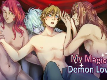 Related game image for : My Magical Demon Lover