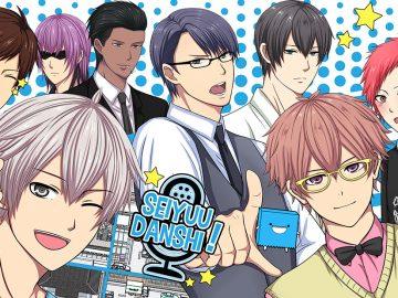 Related game image for : Seiyuu Danshi!